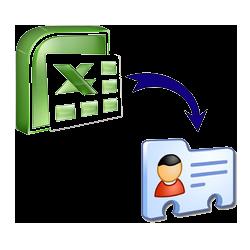 Excel to VCF Online Converter